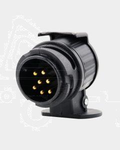 13 Pin to 7 Pin Trailer Adaptor