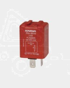 Narva 68252BL 24 Volt 2 Pin L.E.D Electronic Flasher