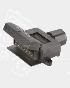 Narva 82042BL 7 Pin Flat 'Quickfit' Trailer Socket
