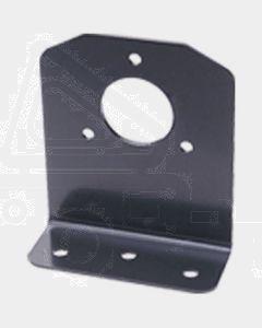 Narva 82325BL Angled Bracket for Large Round Trailer Socket (Blister Pack)