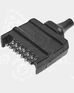 Britax 7 Pin Flat Plastic Trailer Plug