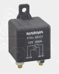 Narva 68022 12V 200Amp 4 Pin Heavy Duty Relay