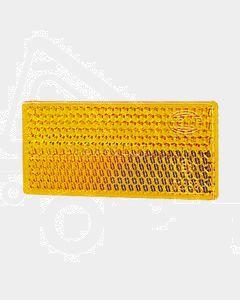 Hella Retro Reflector - Amber (70x32mm) (2919)