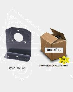 Narva 82325/20 Angled Bracket for Large Round Trailer Socket (Bulk Pack of 20)