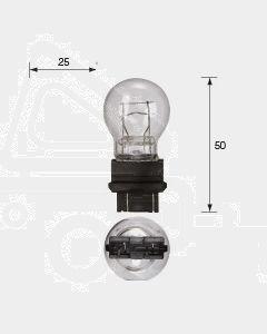 Narva 47557 Wedge Globe 12V 27/7W W2.5 x 16q (Box of 10)