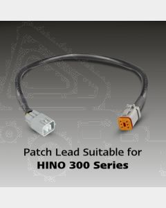 LED Autolamps Patch Lead Suitable for Hino 300 Series