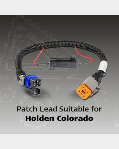 LED Autolamps Patch Lead Suitable for Holden Colorado