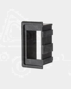 Narva 63181BL Rocker Switch Mounting Panel - End Section