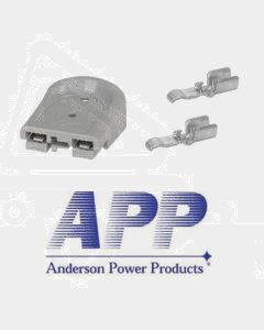 Anderson B02265G4 SBS Mini Connector Assembly - Grey