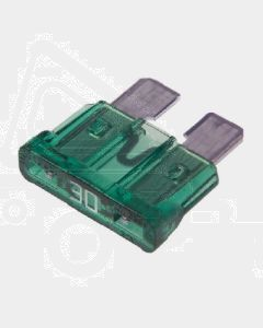 Narva 52830BL Standard ATS Blade Fuse - 30Amp (Blister Pack of 5)