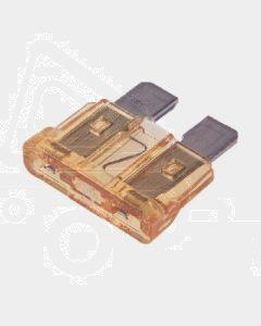 Narva 52805BL Standard ATS Blade Fuse - 5Amp (Blister Pack of 5)