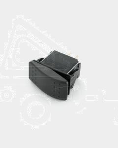 Ionnic R Series 12-24V Off/ Mon On Single Pole Rocker Switch